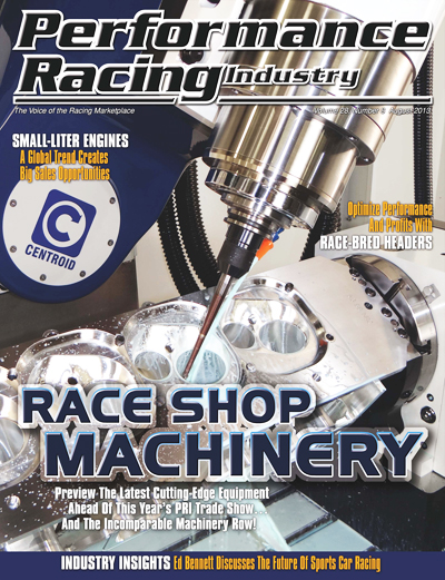 CENTROID Performance Racing Magazine